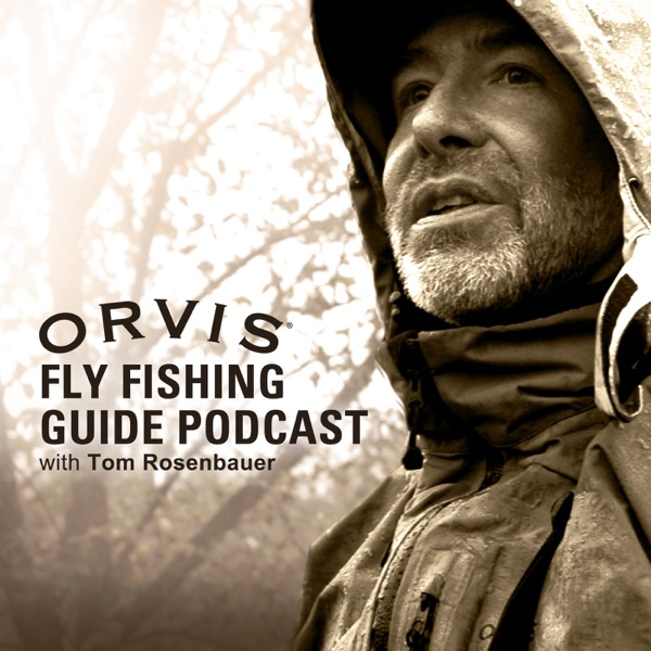 Logo of The Orvis Fly-Fishing Guide Podcast