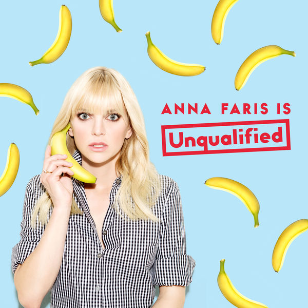 Logo of Anna Faris Is Unqualified