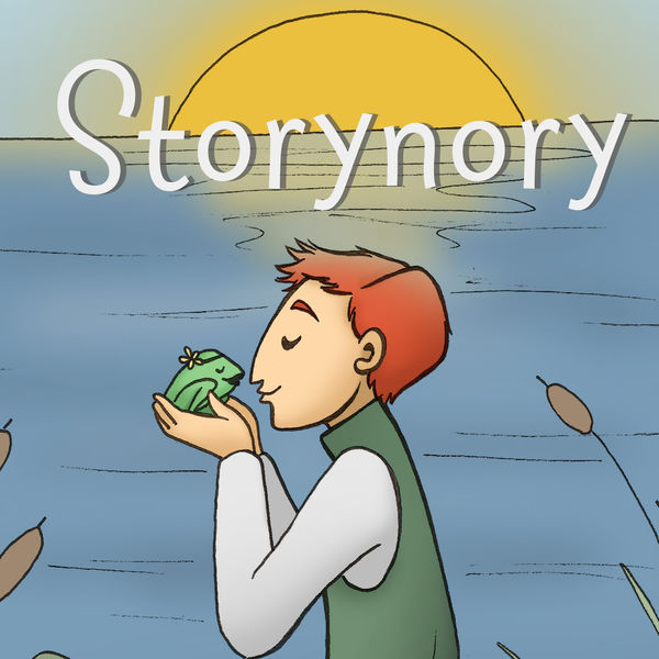 Logo of Storynory - Stories for Kids