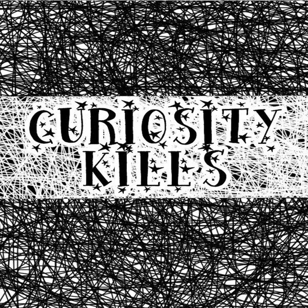 Logo of Curiosity Kills Podcast