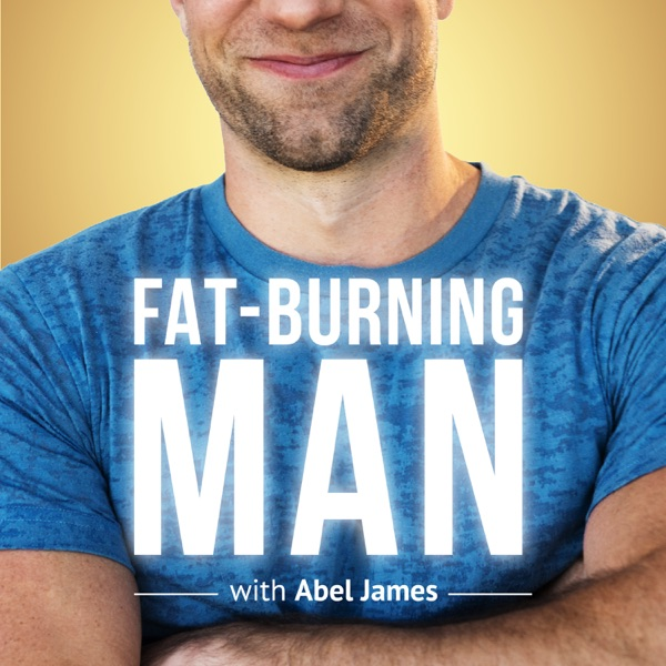 Logo of The Fat-Burning Man Show by Abel James: The Future of Health & Performance