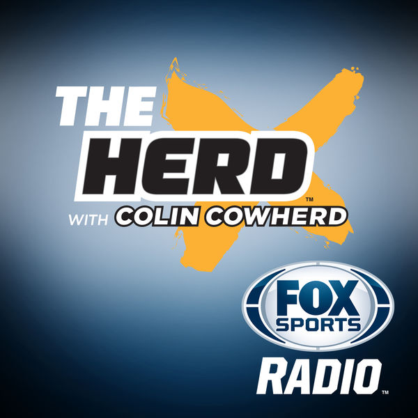 Logo of The Herd with Colin Cowherd