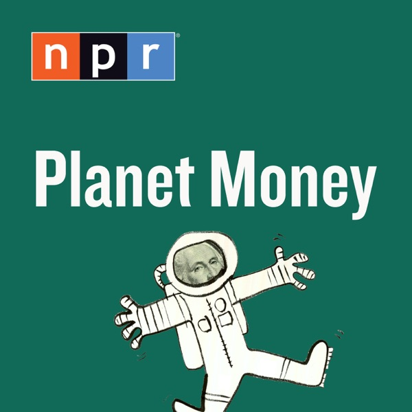 Logo of Planet Money