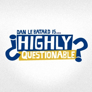 Logo of Highly Questionable
