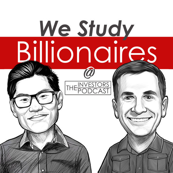Logo of We Study Billionaires - The Investors Podcast