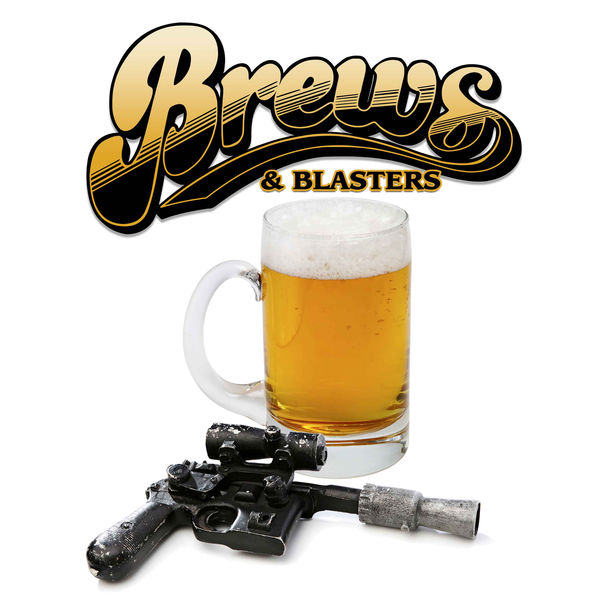Logo of Brews and Blasters: The Star Wars Party!