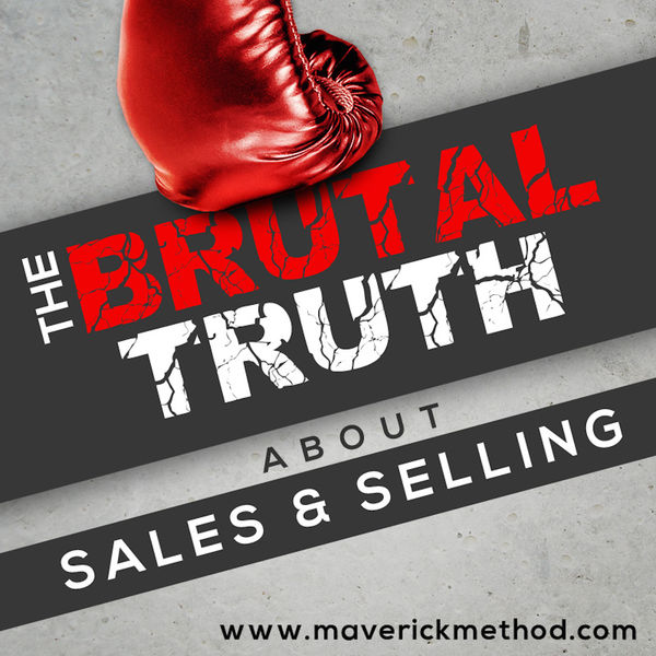 Logo of The Brutal Truth About Sales & Selling - B2B Social LinkedIn SaaS Cold Calling Email Advanced Enterprise