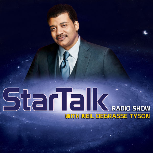 Logo of StarTalk Radio