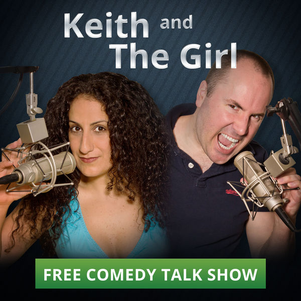 Logo of Keith and The Girl comedy talk show