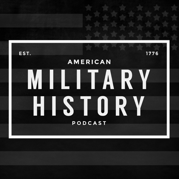 Logo of American Military History Podcast