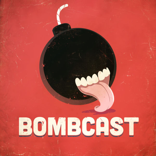 Logo of Giant Bombcast