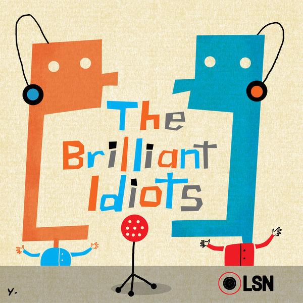 Logo of The Brilliant Idiots