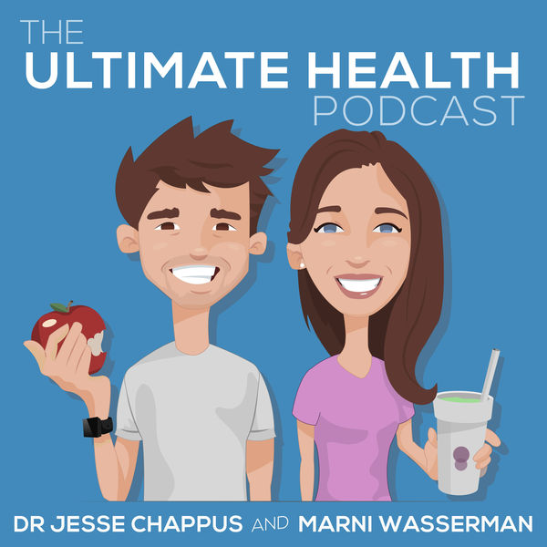 Logo of The Ultimate Health Podcast