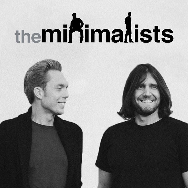 Logo of The Minimalists Podcast