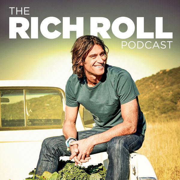 Logo of The Rich Roll Podcast