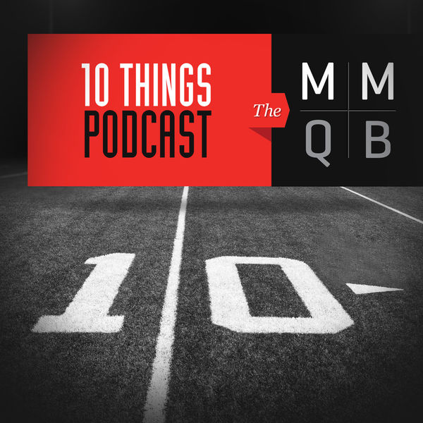 Logo of The MMQB NFL Podcast