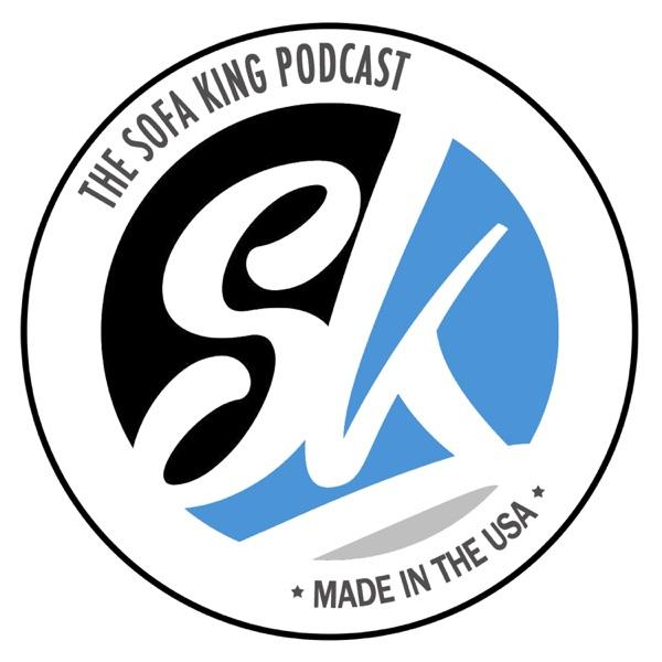 Logo of Sofa King Podcast