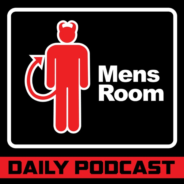 Logo of The Mens Room Daily Podcast