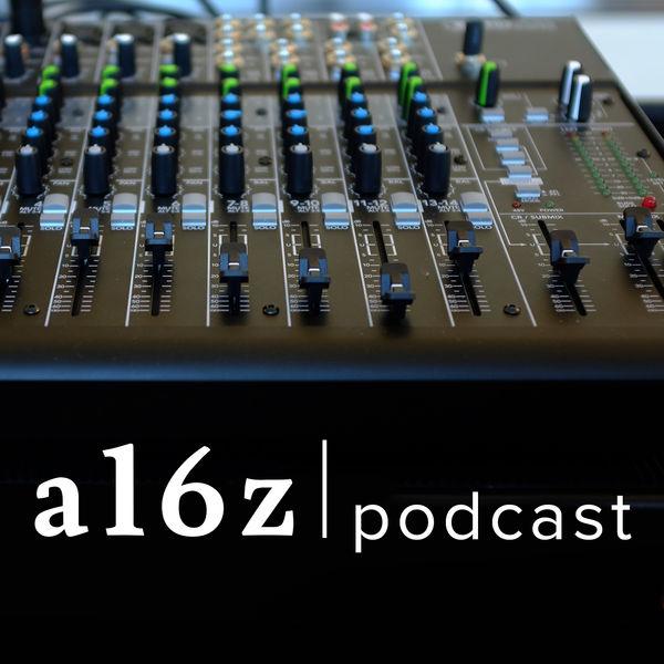 Logo of a16z Podcast