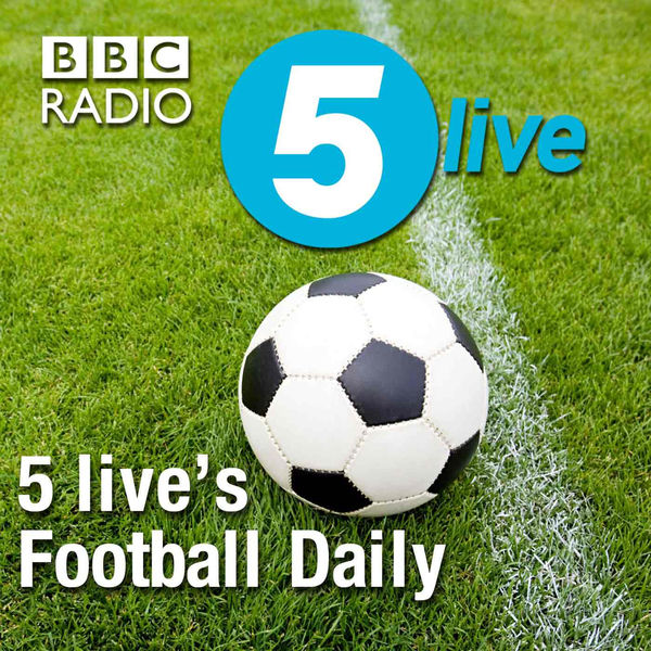 Logo of 5 live's Football Daily