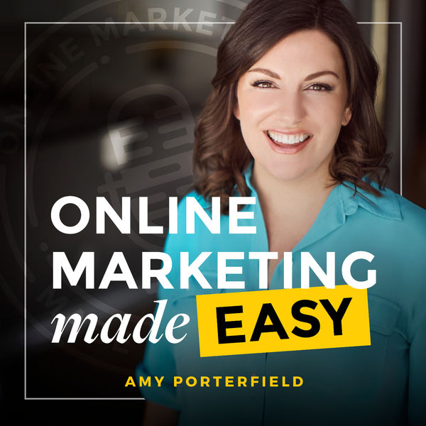 Logo of Online Marketing Made Easy with Amy Porterfield