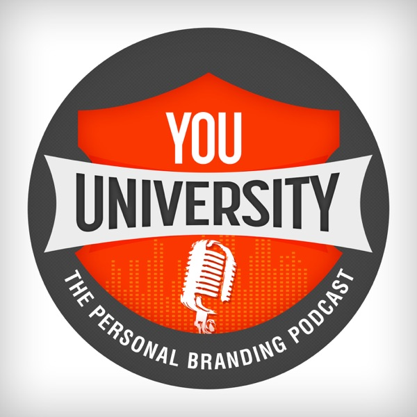 Logo of You University | The Personal Branding Podcast