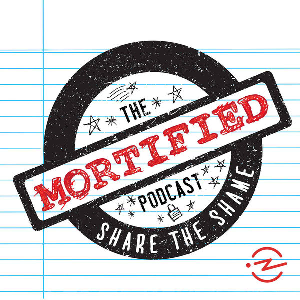 Logo of The Mortified Podcast