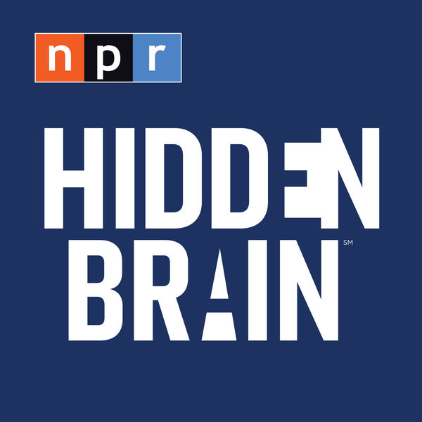 Logo of Hidden Brain