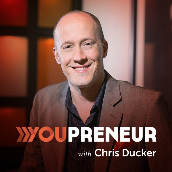 Logo of Youpreneur FM - How to Build, Market, Monetize and Grow a Successful Personal Brand Business