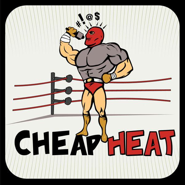 Logo of Cheap Heat with Peter Rosenberg