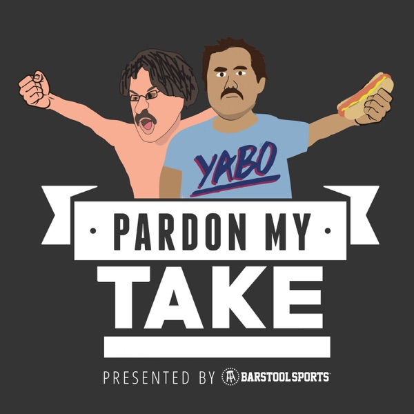 Logo of Pardon My Take