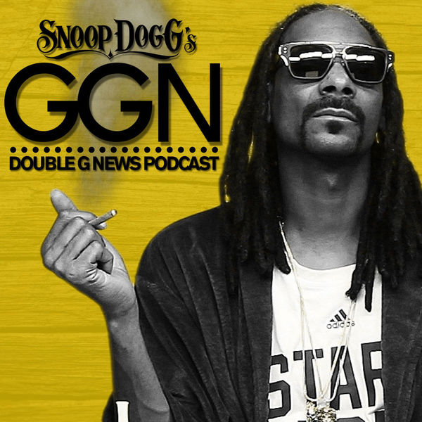 Logo of Snoop Dogg's GGN Podcast