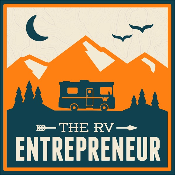 Logo of The RV Entrepreneur with Heath Padgett