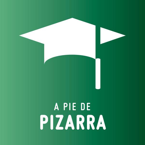 Logo of A pie de pizarra