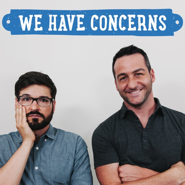 Logo of We Have Concerns