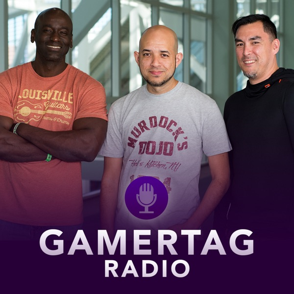 Logo of Gamertag Radio