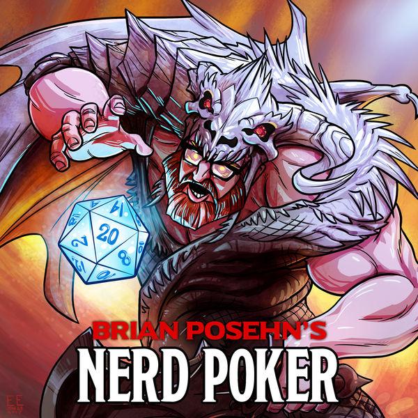 Logo of Nerd Poker