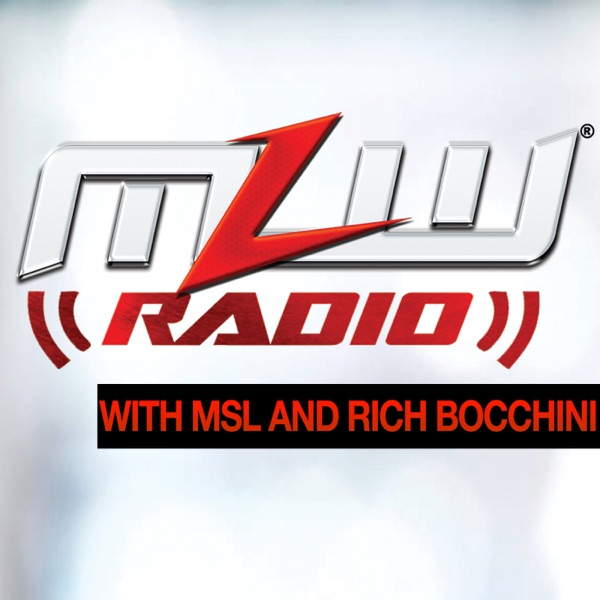 Logo of MLW Radio with MSL & Rich Bocchini