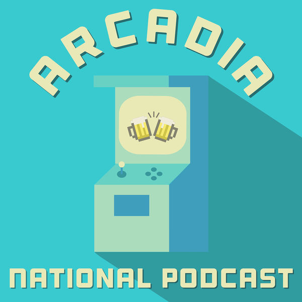 Logo of Arcadia National Podcast