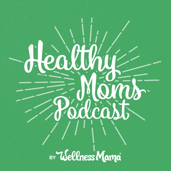 Logo of The Wellness Mama Podcast