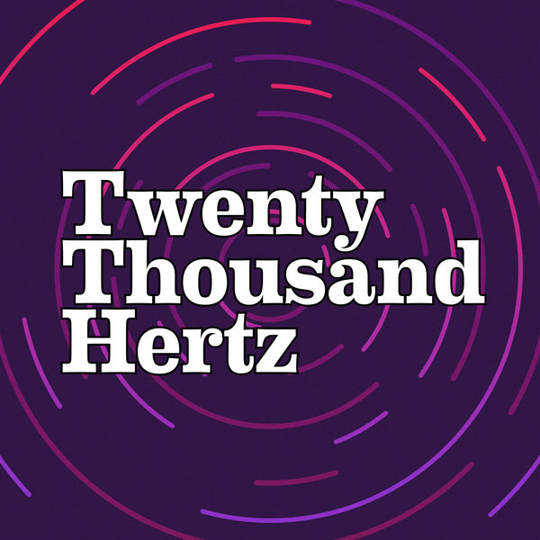 Logo of Twenty Thousand Hertz