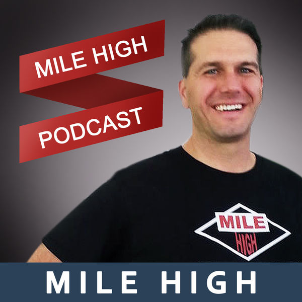 Logo of Mile High Chiro Podcast