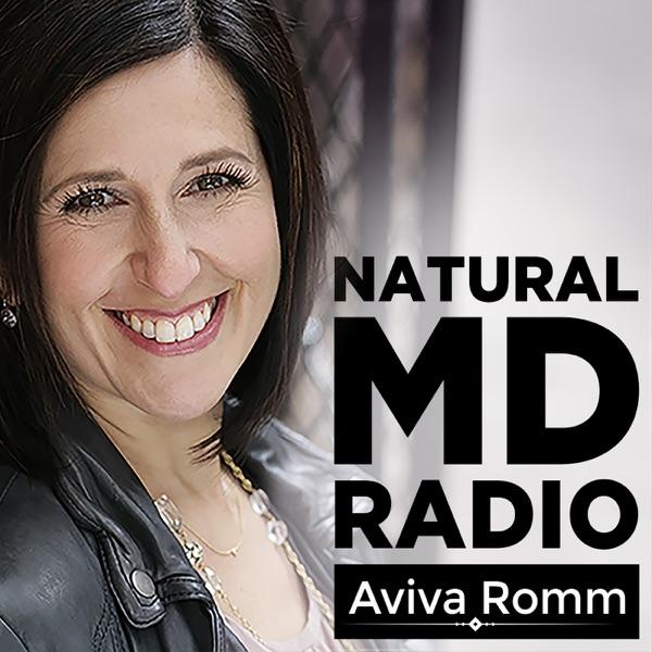 Logo of Natural MD Radio | Feel better, Live better