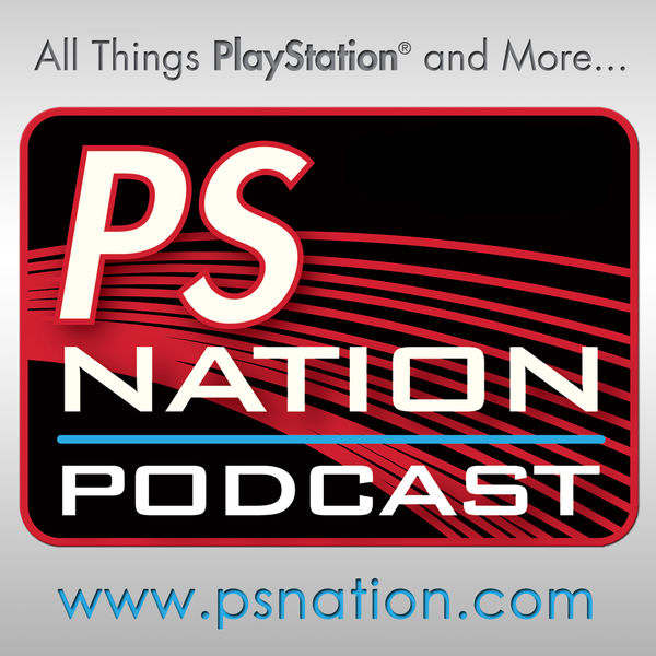 Logo of PlayStation Nation Podcast