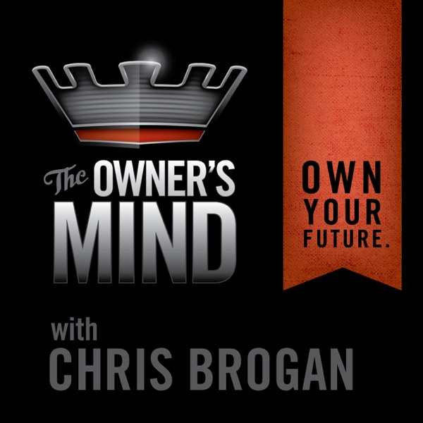 Logo of The Owner's Mind with Chris Brogan