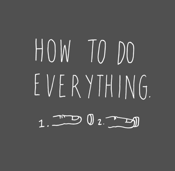 Logo of How To Do Everything
