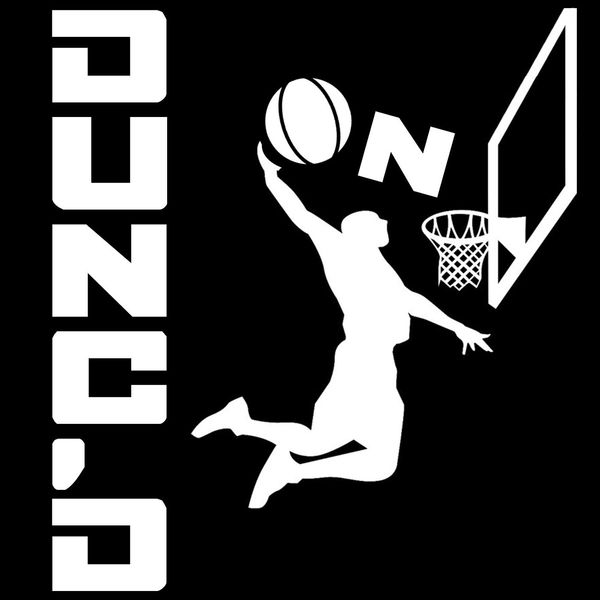 Logo of Dunc'd On Basketball NBA Podcast
