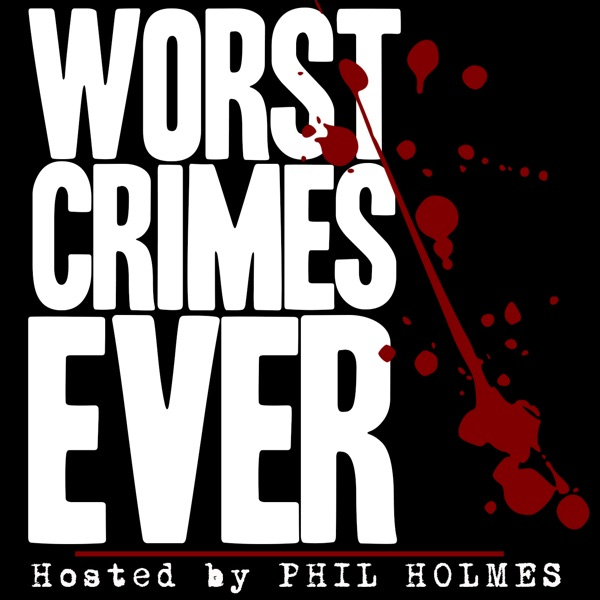 Logo of WORST CRIMES EVER - Serial Killers, Murderers, Rapists, Gangsters, True Crime, Cold Cases