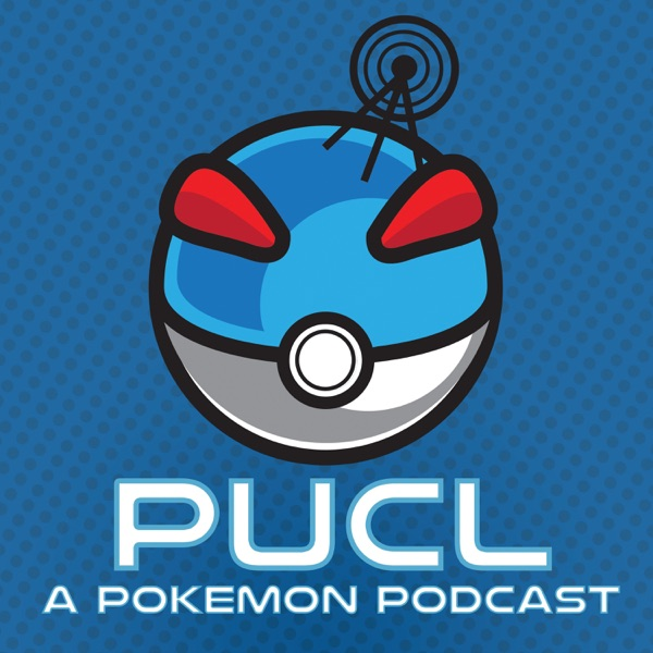 Logo of PUCL: A Pokemon Podcast