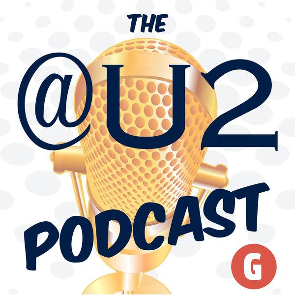 Logo of The @U2 Podcast